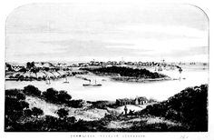 Freemantle Western Australia in 1866