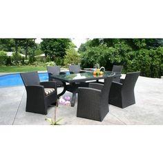 meuble jardin mobilier de salon table et chaises meubles idees pour la