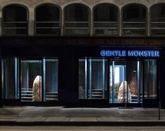 GENTLE MONSTER Los Angeles, USA Gentle Monster brings a space of zen, inspired by the spirit, emotions and oriental traditions associated with harvesting, to the core of Los Angeles' core historical theatre district. #gentlemonster #flagship #store #interior #losangeles #downtown #harvest