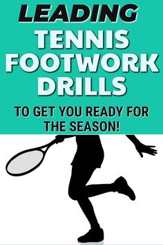 Do you want to improve your speed and agility on the tennis court? Try these tennis footwork drills at your next tennis practice to improve your tennis skills. Tennis Games, Tennis Gear, Tennis Tips, Sport Tennis, Tennis Doubles, Tennis Match, Tennis Scores, How To Play Tennis, Tennis Funny