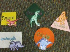 Dinosaur, Dinosaur (Shapes!) - Miss Meg's Storytime