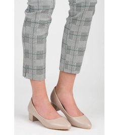 Lodičky 1419-14BE Heeled Mules, Heels, Fashion, Heel, Moda, Fashion Styles, High Heel, Fashion Illustrations, Stiletto Heels
