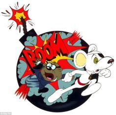 Danger Mouse - Cripes DM!