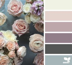 { flora hues } image via: @fairynuffflower