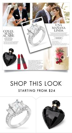 """""""SenseOfStyle #55"""" by albinnaflower ❤ liked on Polyvore featuring Lipsy and Rimmel"""