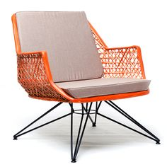 outdoor #chair designed by albert garcia via lobster's day #furniture www.lobstersday.com