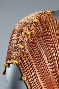 detail - Dress  Mariano Fortuny