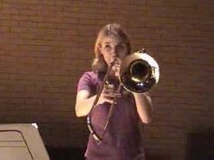Stars & Stripes - Trombone. No slide-syncing here, this is the real deal! To see them now, go to http://www.bonesapart.com   ....