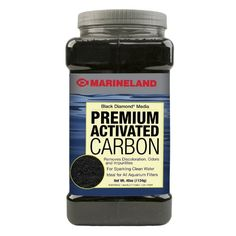Marineland PA0373 Black Diamond Activated Carbon, 40-Ounce, 1134-Gram | Use for…