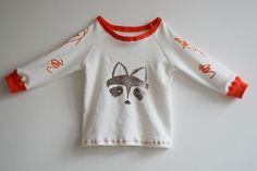 A fun tutorial on creating fabric prints from kids' art.