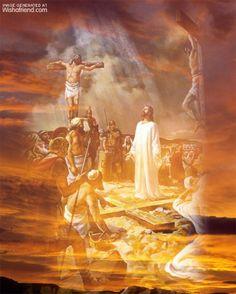 Padre que pueda hoy empezar a vivir en tu RESURECCION y no el la muerte!  CHRIST IS ALIVE! Happy Easter. Image Jesus, Churches Of Christ, Holy Mary, Prophetic Art, Lord And Savior, My Jesus, Christian Faith, Christian Inspiration, Jesus Loves