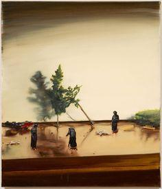 "Michäel Borremans ""Disaster"" (oil on canvas) Wilhelm Sasnal, Luc Tuymans, Figure Painting, Painting Techniques, Art World, Oil On Canvas, Book Art, Contemporary Art, Sculptures"