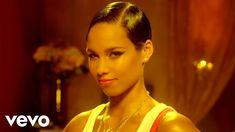"Alicia Keys - Girl On Fire (Official Music Video) - Alicia Keys ""Girl On Fire"" - Soul Songs, Music Songs, Music Videos, Music Guitar, Gloria Trevi, Alicia Keys, Fire Lyrics, Song Lyrics, Demi Lovato"