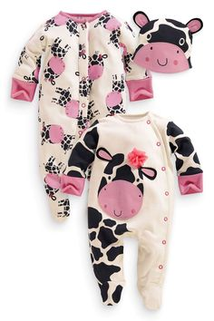 Buy Character Sleepsuits Two Pack (0mths-2yrs) from the Next UK online shop