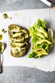 Flourishing Foodie: The Ultimate Veggie Sandwich