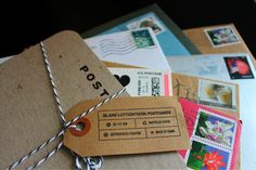 Snail Mail Cafe hosts pop-up letter writing sessions where people can mail cards to loved ones.