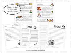 Les créations de Stéphanie: Idées d'activités pour la rentrée scolaire (2)