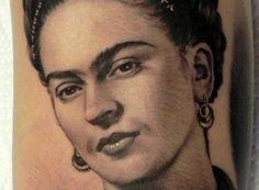 17 excelentes tatuajes de Frida Kahlo que tienes que ver - Batanga
