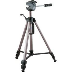 Vanguard VT-128 Aluminum Digital Camera Tripod (Electronics)  http://www.amazon.com/dp/B00009RUC9/?tag=goandtalk-20  B00009RUC9