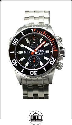 Relojes Hombre Deportivos Militares Automático Cronógrafo Buceo Acero Inoxidable Nuevo Garantía de  ✿ Relojes para hombre - (Lujo) ✿