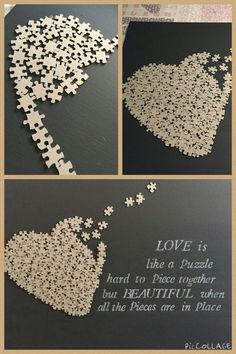valentine decorations 473370610833606650 - Family as different as we all are we. valentine decorations 473370610833606650 - Family as different as we all are we fit together perfectly Source by Puzzle Piece Crafts, Puzzle Art, Puzzle Pieces, Valentine Decorations, Valentine Crafts, Valentines, Easy Decorations, Decor Ideas, Gift Ideas