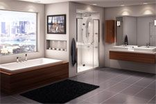 Beautiful bathrooms | Produits Neptune