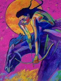 William Sitting Bull, Hunkpapa/Oglala Sioux