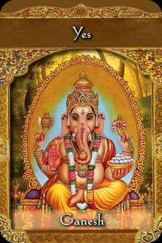 Ganesh http://bcalvanocoaching.com/2014/03/18/weekly-angel-oracle-card-reading-for-march-17-through-23/