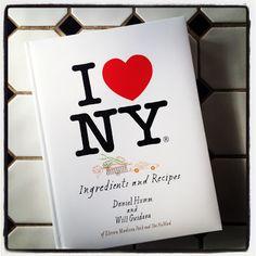 I Love NY recipe book