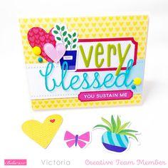 Pattern Paper, Besties, Alphabet, Victoria, Creative, Fun, Cards, Sweet, Candy