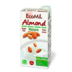 Ecomil Organic Almond Drink No Added Sugar (1 litre)