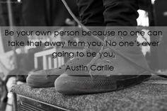 Austin Carlile #quotes #individuality #hashtug