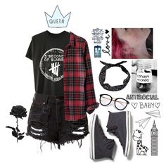 """""""Nothing needs to make sense..."""" by thaisa1989 ❤ liked on Polyvore featuring Keds and Madewell"""