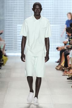 Spring-Summer 2014 Show (Photo credit: Lacoste/Yannis Vlamos) Summer 2014, Spring Summer, Lacoste, Photo Credit, Normcore, How To Wear, Style, Fashion, Moda