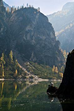 Lago di Braies / South Tyrol