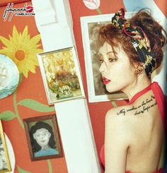 Hyuna A'wesome scans