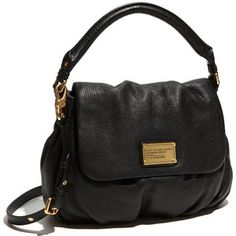 MARC BY MARC JACOBS Classic Q - Little Ukita Convertible Crossbody Flap Bag Nordies 313717 - Sale! Shop at Stylizio for womens and mens designer handbags luxury sunglasses watches jewelry purses wallets clothes underwear Marc Jacobs Geldbörse, Marc Jacobs Tasche, Marc Jacobs Handbag, Marc Jacobs Crossbody Bag, Mk Handbags, Handbags Michael Kors, Michael Kors Bag, Designer Handbags, Athleisure