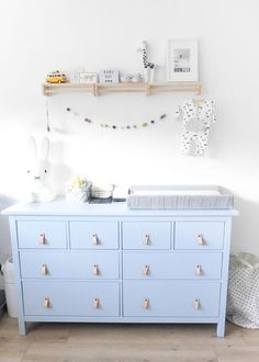 Outstanding baby nursery detail are available on our web pages. look at this and you wont be sorry you did. Baby Bedroom, Baby Boy Rooms, Baby Room Decor, Baby Boy Nurseries, Nursery Room, Kids Bedroom, Baby Crib Diy, Baby Cribs, Hemnes