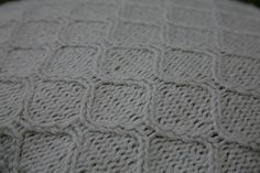 Baby Blanket - ROMANCE by Lyudmyla | Knitting Pattern - Looking for your next project? You're going to love Baby Blanket - ROMANCE by designer Lyudmyla. - via @Craftsy