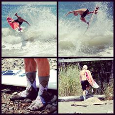 Surf with style! - Alfredo Gonzales
