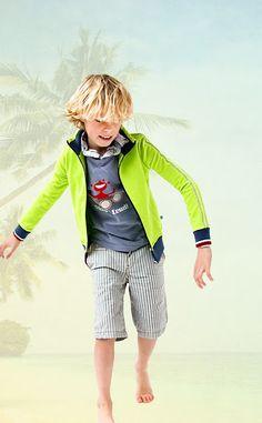 Dutch fashionbrand for boys: Boriz childrensclothing.