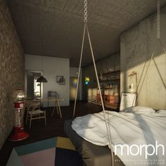 Lofts an der Forchstrasse Lofts, Bed, Furniture, Home Decor, Architecture, Architecture House Design, Gable Roof, House Construction Plan, Rural House