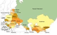 Guerra fría y globalizacion