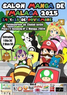 Salón Manga de Málaga 2015