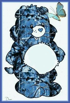 Bear Pictures, Some Pictures, Care Bear Costumes, Care Bears Vintage, Funshine Bear, Muddy Girl Camo, Camo Wallpaper, Care Bear Party, Pound Puppies