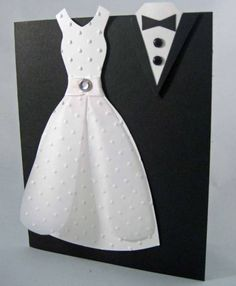 Bride and Groom by betty82402 - Cards and Paper Crafts at Splitcoaststampers