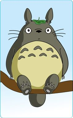 How to Draw Totoro: 14 Steps (with Pictures) - wikiHow