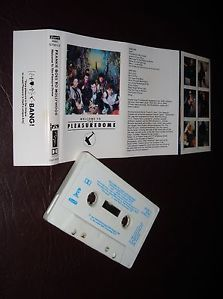 WELCOME TO THE PLEASURE DOME FRANKIE GOES TO HOLLYWOOD Cassette Tape PINK#54