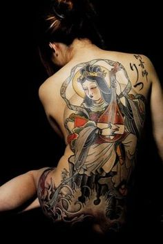 Japanese Tatoos