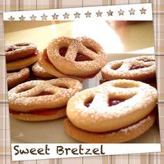 Sweet bretzel.... I miei nuovi taglia biscotti!!!!